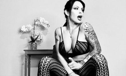 Foxxy Educates Hustler Readers With 'Ask a Trans Woman' Column