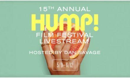 Hump! Amateur Erotic Film Fest Touts Final 5 Dates