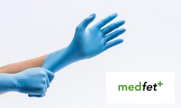 MedFetUK Donates Stock of PPE to U.K. Hospitals