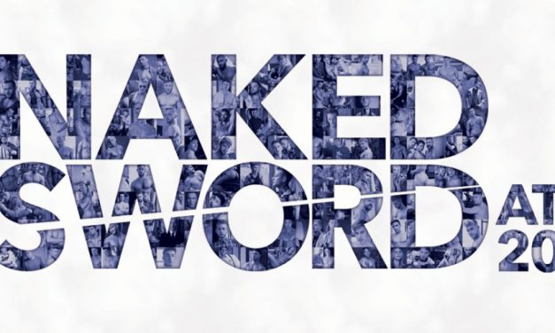 NakedSword at 20: Pioneering Gay Brand Marks Major Milestone