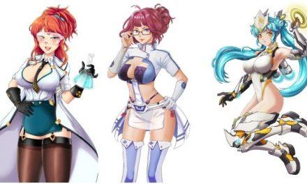 Nutaku Trumpets Launch of Erotic RPG 'Heavy Metal Babes'