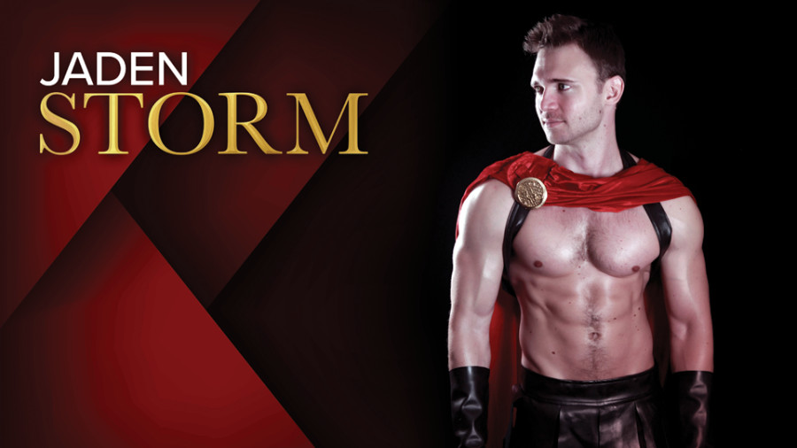 Q&A: XBIZ Male Cam Model of the Year Jaden Storm Opens Up About Career Ambitions