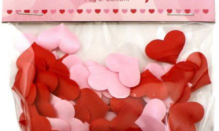 Romantic Heart Confetti – Kheper Games