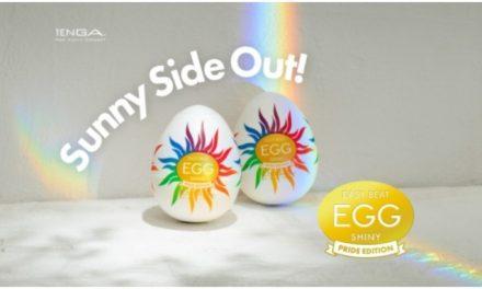 Tenga to Release Rainbow-Themed 'Tenga Egg Pride Edition'