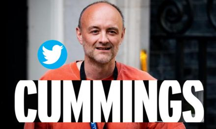 U.K. Politician Named 'Cummings' Shadowbanned by Twitter's Anti-Porn Filter