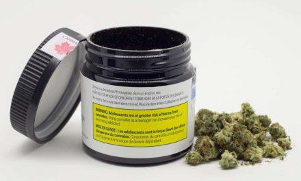 Canada's haul from cannabis tax reaches CA$32 million