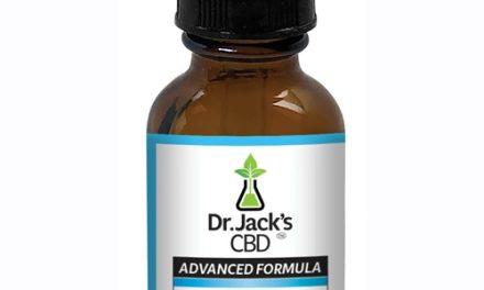 Dr. Jack's CBD Tincture (Peppermint) – Lucom USA