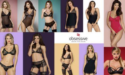Orion Wholesale Expands 'Obsessive' Lingerie Range