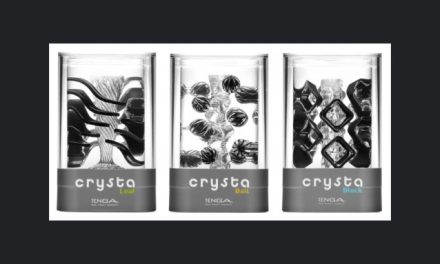 Tenga to Release New 'Geo,' 'Crysta' Sleeves in July