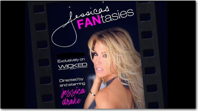 Wicked Releases Special 'At Home' Edition of 'Jessica's FANtasies'