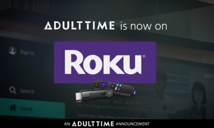 Adult Time Is Now Available on Roku