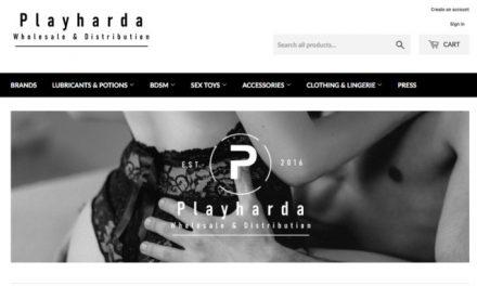 PlayHarda Launches New Website