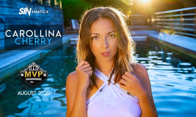 Carollina Cherry named sinematica MVP for August