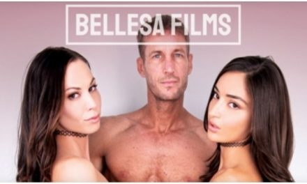 Bellesa Films Releases 'Holding Out' With Aidra Fox, Emily Willis