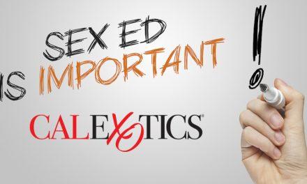 CalExotics' Releases Retailer Survey on Adult Sex Ed