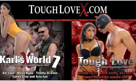 Charles Dera's ToughloveX Streets 2 New Titles