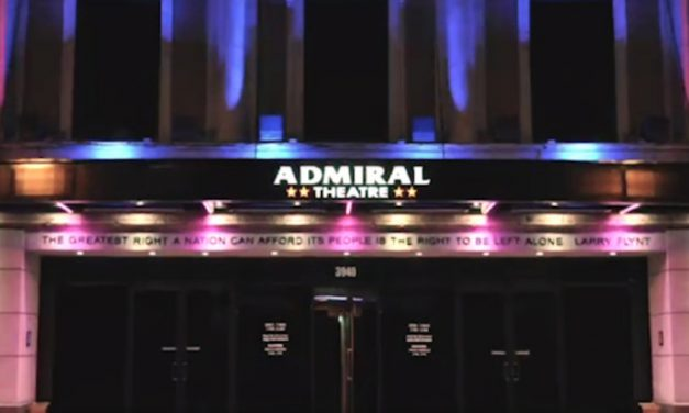 Chicago's Admiral Theatre Sues City Over Ruinous Back Tax Bill