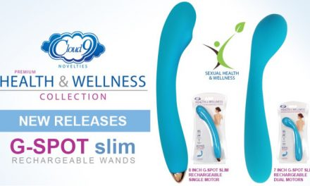 Cloud 9 Novelties Releases 'Health & Wellness' Wands