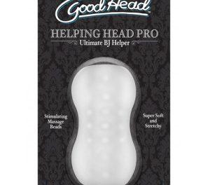 GoodHead Helping Head Pro – Doc Johnson