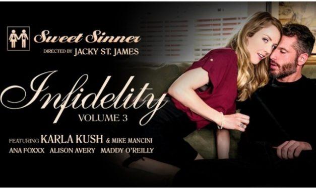 Karla Kush Strays for 'Infidelity 3' from Sweet Sinner