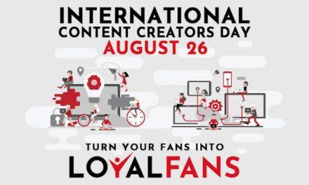 Loyalfans Declares August 26 'International Content Creators Day'