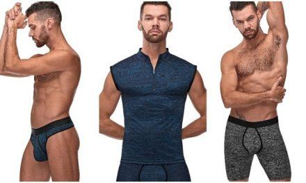 Male Power Touts 'Peak Performance' Sportswear for Men