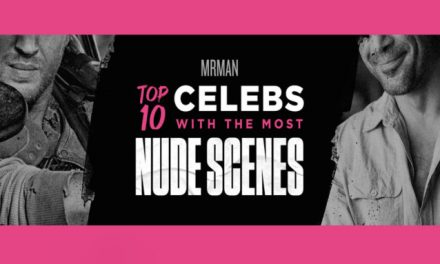 Mr. Man Tallies Top 10 Actors With the Most Nude Scenes