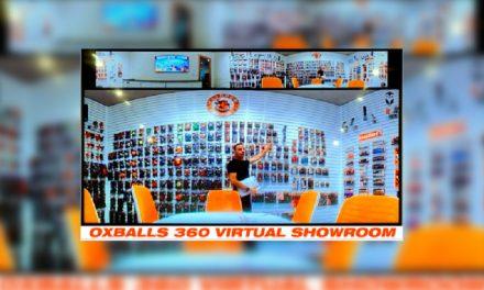 Oxballs Launches '360 Virtual Showroom' Program