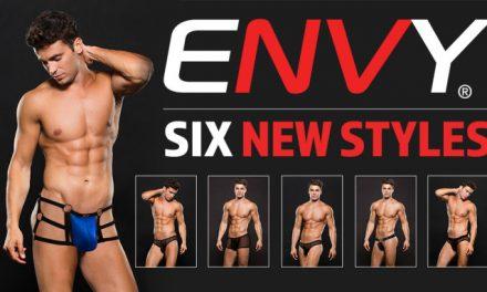 Xgen Now Shipping New 'Envy' Menswear Styles
