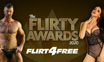 Flirt4Free Increases Prizes for 2nd Annual Flirty Awards