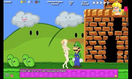 Nintendo Goes After Makers of Princess Peach XXX Game