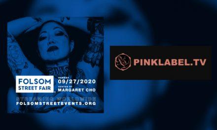 PinkLabel.tv Partners With Folsom Street Fair for Virtual Film Fest
