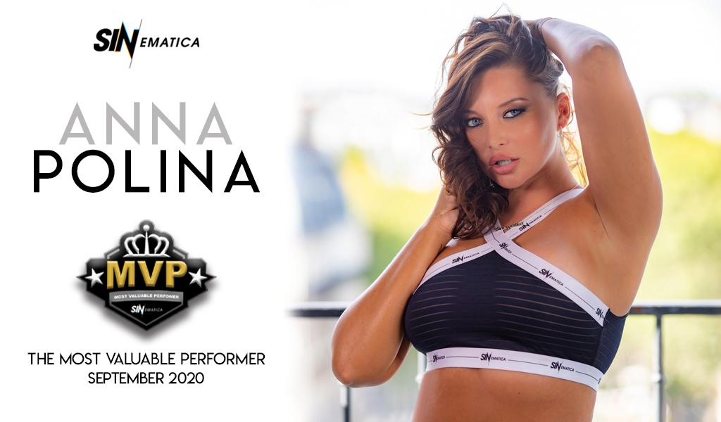 Anna Polina ends summer with an MVP bang