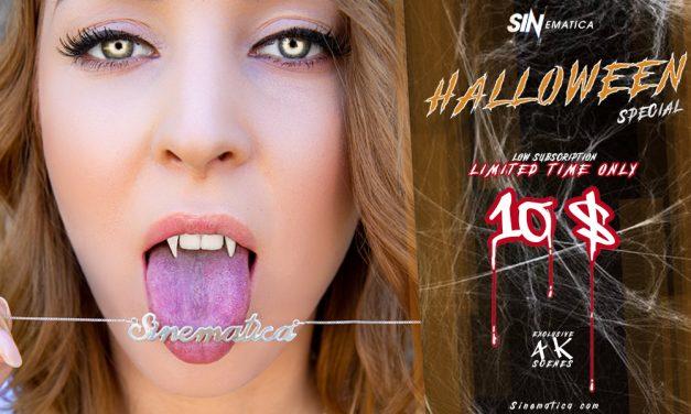 SINematica $10 Halloween Special