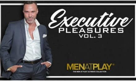Manuel Skye Leads 'Executive Pleasures 3' for MenAtPlay