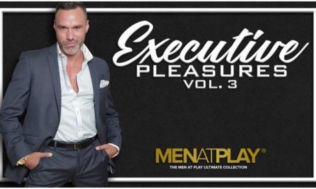 Manuel Skye Leads 'Executive Pleasures 3' for MenAtPlay
