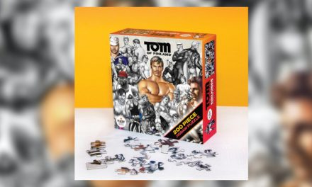 PeachyKings Debuts 1st Tom of Finland Jigsaw Puzzle