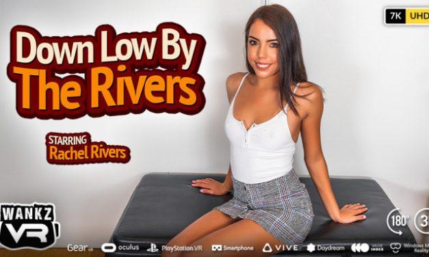 Rachel Rivers Stars in WankzVR's Latest