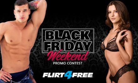 Flirt4Free Announces Thanksgiving, Black Friday Weekend Promos