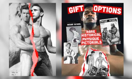 Campaign to Fund Revived 'Physique Pictorial' Nears Goal