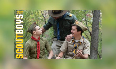 Carnal Media Launches New All-Male Paysite ScoutBoys
