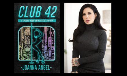 Joanna Angel Announces Pre-Orders for New Novel 'Club 42'