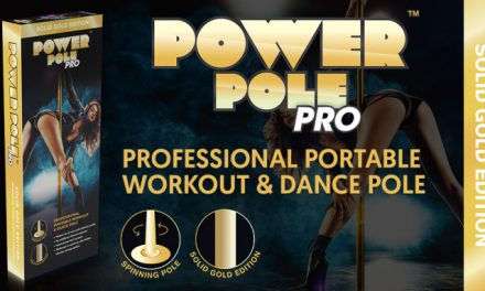 Xgen Now Shipping 'Power Pole Pro Solid Gold Edition'