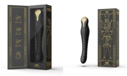 ZALO Touts 'King Vibrating Thruster' for Holiday Gifting