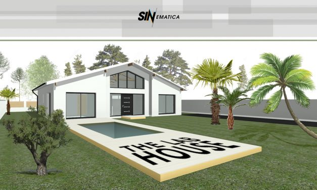 Sinematica start on build of purpose build production home