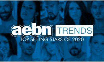 Angela White, Drew Sebastian Crowned AEBN's 'Top 100 Stars' of 2020