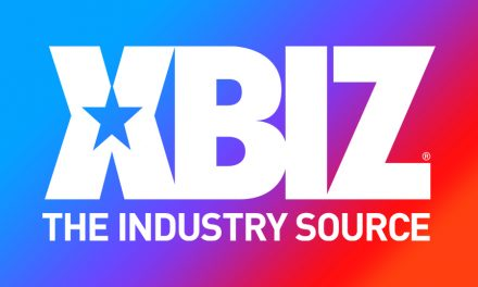 Casey Kisses Celebrates 2021 XBIZ 'Trans Performer of the Year' Win