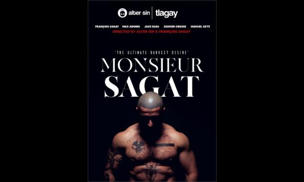 Francois Sagat Co-Directs, Stars in Stylish Showcase 'Monsieur Sagat'