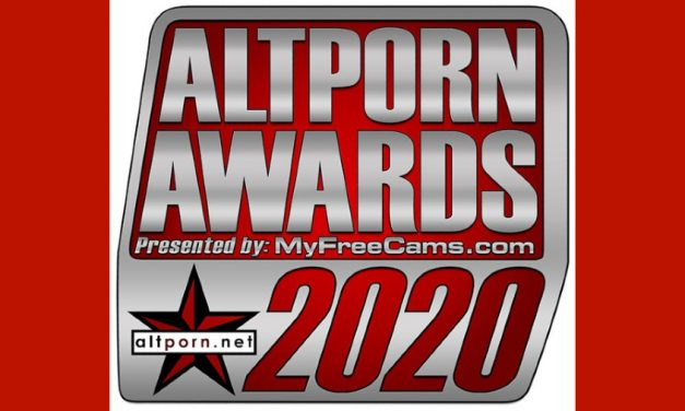 Winners Announced for 2020 AltPorn Awards