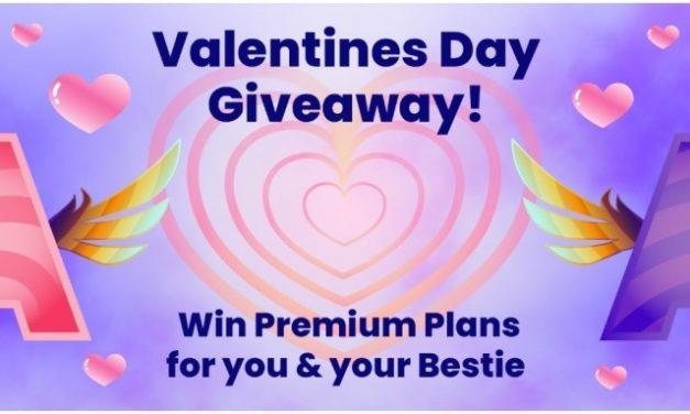 BranditScan Launches Valentine's Premium Membership Giveaway